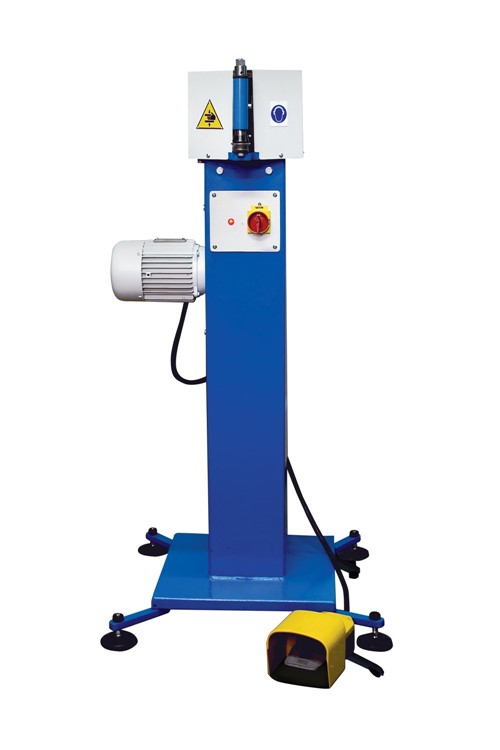 EMR Goodyear Welt Beating and Stretching Machine